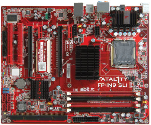 All Free Download Motherboard Drivers: ABIT Fatal1ty FP-IN9